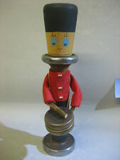 The army's drummer - vintage hand crafted figurine