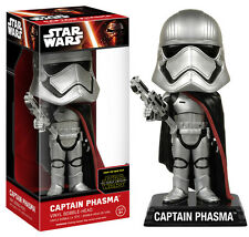 Star Wars The Force Awakens Captain Phasma Funko Bobble Head Wacky Wobbler