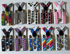 CHILDRENS/KIDS/BOYS/GIRLS FUN PATTERNED ADJUSTABLE BRACES-Age 2-8yrs