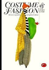 Costume and Fashion by James Laver and Amy De LA Haye (1995, s/c, Illustrated)