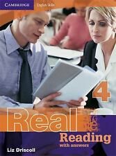 Cambridge English Skills Real Reading 4 with answers: Level 4, Driscoll, Liz, Ve