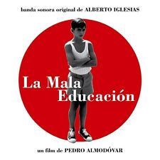 La Mala Educacion - Bad Education - OST - Alberto Iglesias (CD 2004) New/Sealed