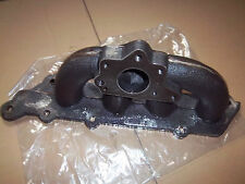 MAZDA FORD FOCUS DURATEC 2.3L CAST IRON TURBO EXHAUST MANIFOLD T25 TD05 flange