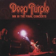 Deep Purple - Mk III: The Final Concerts (Rock) (CD, Apr-2001, 2 Discs,...