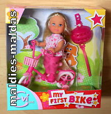 Simba Evi Love my First Bike pink NEU/OVP Puppe
