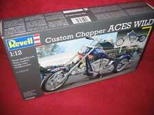 REVELL ® 07928 1:12 Custom Chopper Ace Wild NUOVO