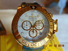 Invicta Reserve 47mm Limited Edition Subaqua Nima II Chronograph 18K IP SS Watch