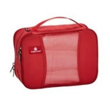 Eagle Creek EC-41198138 RED FIRE Pack-It Clean Dirty 1/2 Cube Travel Gear