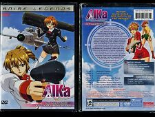 Agent Aika - Complete Collection - Brand New Anime Legends DVD