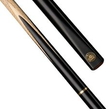 "CANNON TORNADO 3/4 JOINTED SNOOKER CUE 57"" 9.5mm TIP ASH SHAFT POOL BILLIARDS"