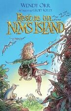 Rescue on Nim's Island by Wendy Orr (2015, Paperback)