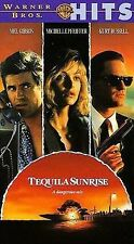 Tequila Sunrise VHS Movie