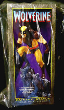 Bowen Designs Wolverine Mini Brown Costume X-Men Marvel Comics Statue  #29