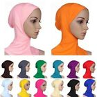 Fashion Cotton Muslim Inner Hijab Caps Islamic Underscarf Hats Ninja Hijab Nice