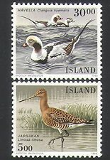 Iceland 1988 Birds/Nature/Wildlife/Duck/Conservation 2v set (n34670)