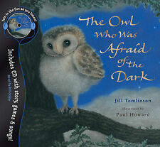 The Owl Who Was Afraid of the Dark by Jill Tomlinson (Paperback 2008)