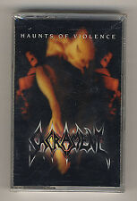 Sacrament Haunts of Violence 1992 Christian Metal REX Music OOP (Cassette) NEW