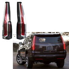 Tail Lights LED Rear Lamp Brake Cadillac Escalade Style For GMC Yukon 2015 2016