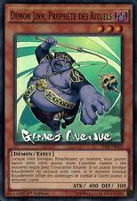 Yu-Gi-Oh ! Carte Démon Jinn, Prophète des Rituels par 3 THSF-FR039 - SUPER RARE