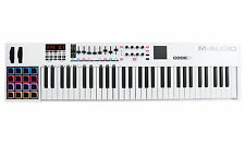 M-Audio Code 61 61-Key USB MIDI Production Controller Keyboard w/ X/Y Pad CODE61