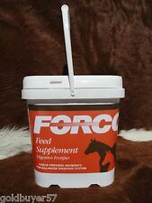FORCO Equine Horse Feed Conditioner Supplement 50# Refill Bag