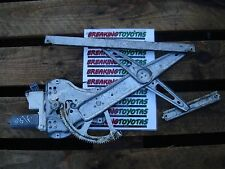 TOYOTA AVENSIS 2003 2004 2005 DRIVERS FRONT O/S/F WINDOW REGULATOR
