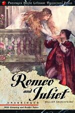 Romeo and Juliet, William Shakespeare, 1580495788, Book, Acceptable