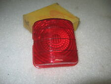 1951 1952 CHEVROLET TAILLIGHT LENS NEW VINTAGE REPLACEMENT 5940038 NORS