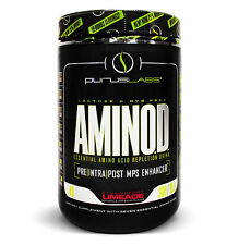 AminoD Strawberry Limeade by Purus Labs Post-Workout (40 Servings)