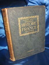 NOUVELLE HISTOIRE DE FRANCE / ALBERT MALET / HACHETTE / 1922