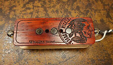 WIGGINS BRAND HAND WOUND 3 OR 4 STRING MADE TO ORDER CIGAR BOX PICKUP