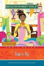 Time's Up (Beacon Street Girls #12)-ExLibrary