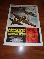MANIFESTO,Caccia zero terrore  Pacifico,Ozora No Samurai,Maruyama,Aviation War
