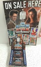 Topps Doctor Who Alien Attax Trading Card Game Booster Box (24pks)-Value