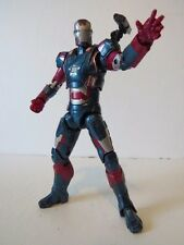Marvel Legends Ironman movie 3 JAMES RHODES Iron Patriot 6 inch action figure