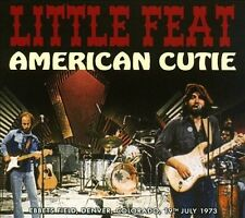 NEW American Cutie by Little Feat CD (CD) Free P&H