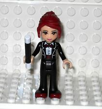 *******NEW LEGO FRIENDS, MIA, THE MAGICIAN MINIFIGURE & WAND FROM 41001*********