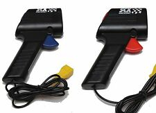 SCX 1:43 Compact Hand Controller Speed Throttle Slot Car Red or Blue (1)