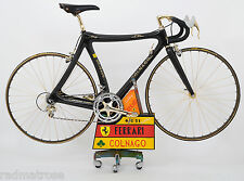 NEW OLD STOCK Colnago C 35 Ferrari Pre-Production Prototype 24 carat Gold