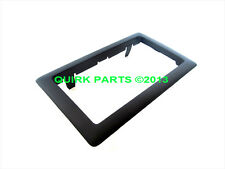 2005-2009 Ford Mustang Automatic Floor Console Black Bezel Trim OEM NEW Genuine