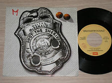 "MALCOLM Mc DONALD - I SHOT THE SHERIFF - 45 GIRI 7"" ITALY"