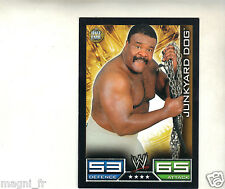 Slam Attax - Hall of Fame - Junkyard Dog (A3076)