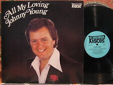 JOHNNY YOUNG All My Loving 1978 Oz Pop (Australian) LP - Beatles