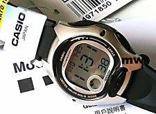 Casio Ladies Kids Digital Watch LW200 LW-200 LW-200-1A Alarm Red Quartz Freeship