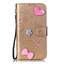 Fashion Flip Leather Wallet Card Holder Case Cover For Samsung Galaxy Note Mini