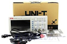 UTD2025CL 25MHz 250Ms/s Digital Storage Oscilloscope DSO plug-and-play USB