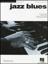 Jazz blues jazz Pianoforte Solos volume 2 pianoforte Spartiti Musicali LIBRO