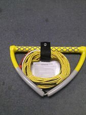 Airhead BLING SPECTRA Wakeboard Rope Yellow  ahwr-12bl no stretch