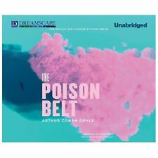 Professor Challenger Ser.: The Poison Belt 2 (2013, MP3 CD, Unabridged)