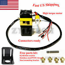 All Metal MK8 Extruder Print Head  w/ Stepper Motor Nozzle & fan for 3D Printer